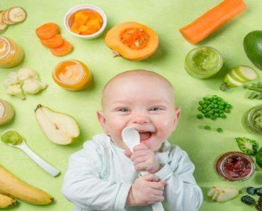 Dicas para introduzir novos alimentos na dieta do bebê