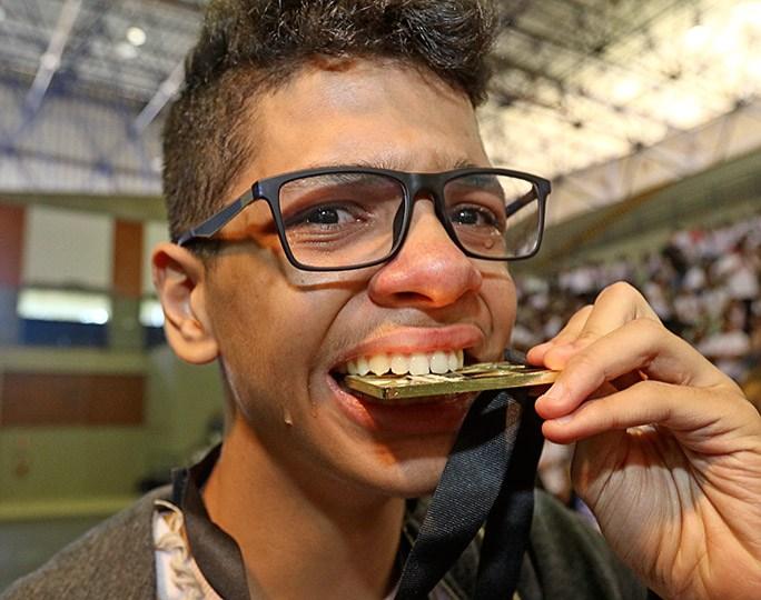 Estudantes nordestinos levam 59 das 75 medalhas na Olimpíada de História