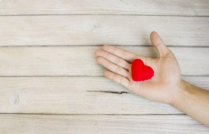 O amor é fundamental na vida de qualquer pessoa