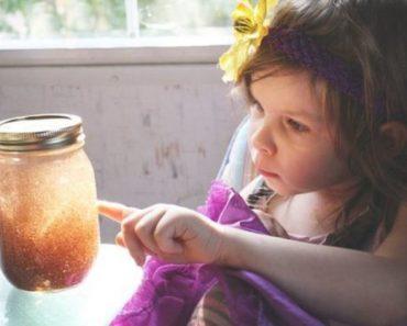 Pote da Calma para tranquilizar as crianças