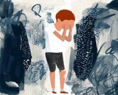 Uma relação tóxica entre pais deixa sequelas em crianças