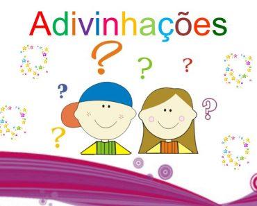 Atividades de Adivinhas com vogais