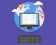 Internet como ferramenta no Ensino à Distância e tipos de Cursos à Distância