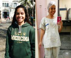 Após medicina na USP, filha de pedreiro é selecionada pra Harvard