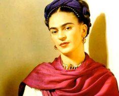 15 Frases da Frida Kahlo