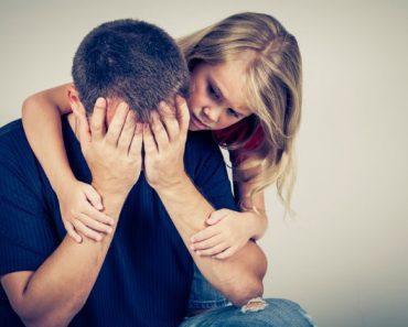 As crianças herdam o sofrimento dos pais