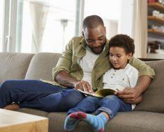 Estabeleça metas com seus filhos