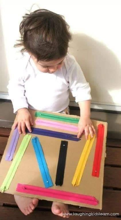 Ideias para estimulação de bebês e crianças pequenas