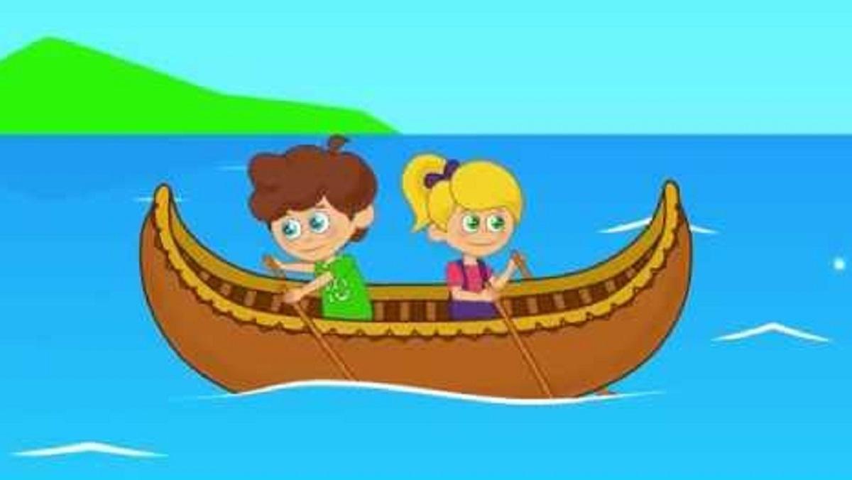 Música A canoa virou
