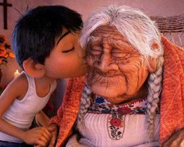 Os Avós Nunca Morrem, Apenas Ficam Invisíveis!
