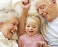 Os Avós podem ter netos favoritos?