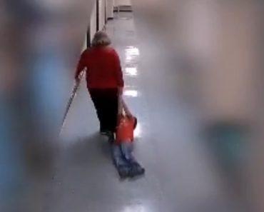 Professora arrasta aluno com autismo nos EUA e é demitida