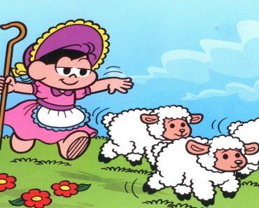 Varal de História A pastorinha