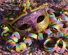9 Máscaras de Carnaval