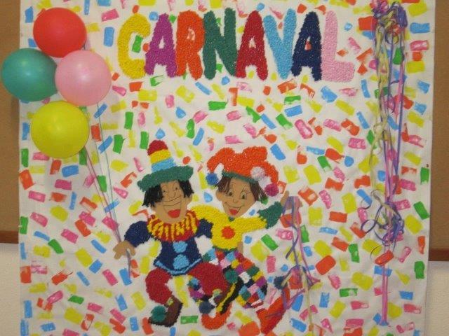 Cartazes de Carnaval 2019 em EVA