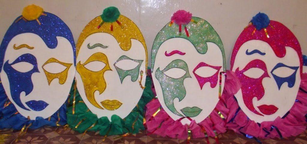 Ideias de Decoração para o Carnaval