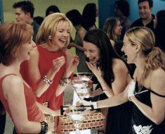 As mulheres precisam sair com amigas durante a semana para se manterem saudáveis