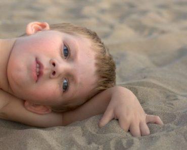 Perfil de uma criança com autismo