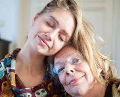 Quanto mais você conversar com sua mãe, mais ela viverá