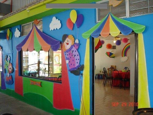 11 Murais para o Dia do Circo