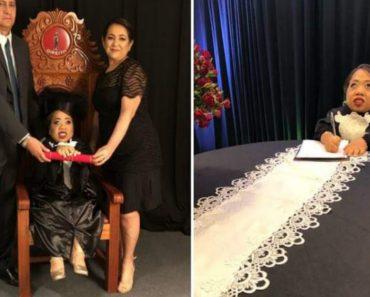 Jovem com Síndrome rara é a mais nova advogada de Teresina, no Piauí