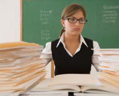 Professores estressados ou desiludidos?