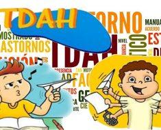 Cinco sintomas de TDAH