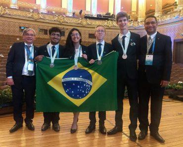 Cearenses levam ouro, prata e bronze na Olimpíada Internacional de Química