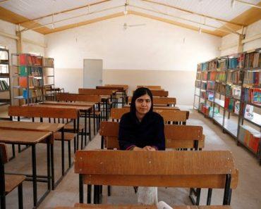 Malala é aprovada na Universidade de Oxford