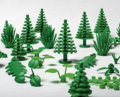 Lego lança linha sustentável com plástico feito a partir de cana de açúcar