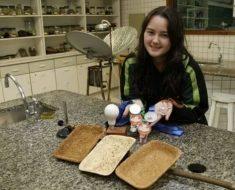Aluna brasileira cria embalagem biodegradável para substituir o isopor