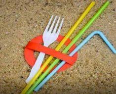 Europa confirma a proibição do plástico descartável a partir de 2021