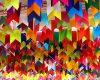 Bandeirinha de Festa Junina para imprimir