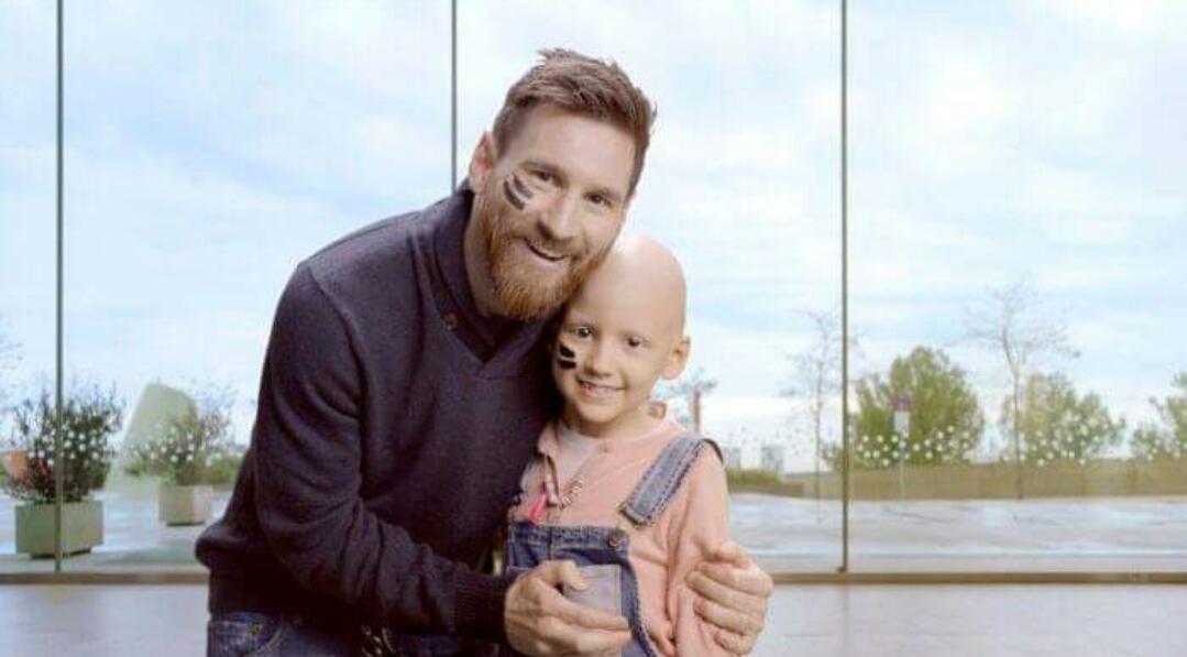 Jogador Lionel Messi constrói o maior centro de câncer infantil na Europa