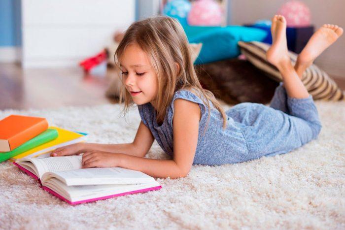 Método para facilitar o estudo das crianças