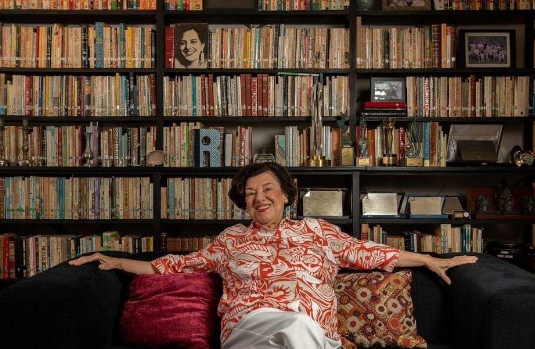 Ruth Rocha completa 50 anos de uma carreira dedicada às crianças
