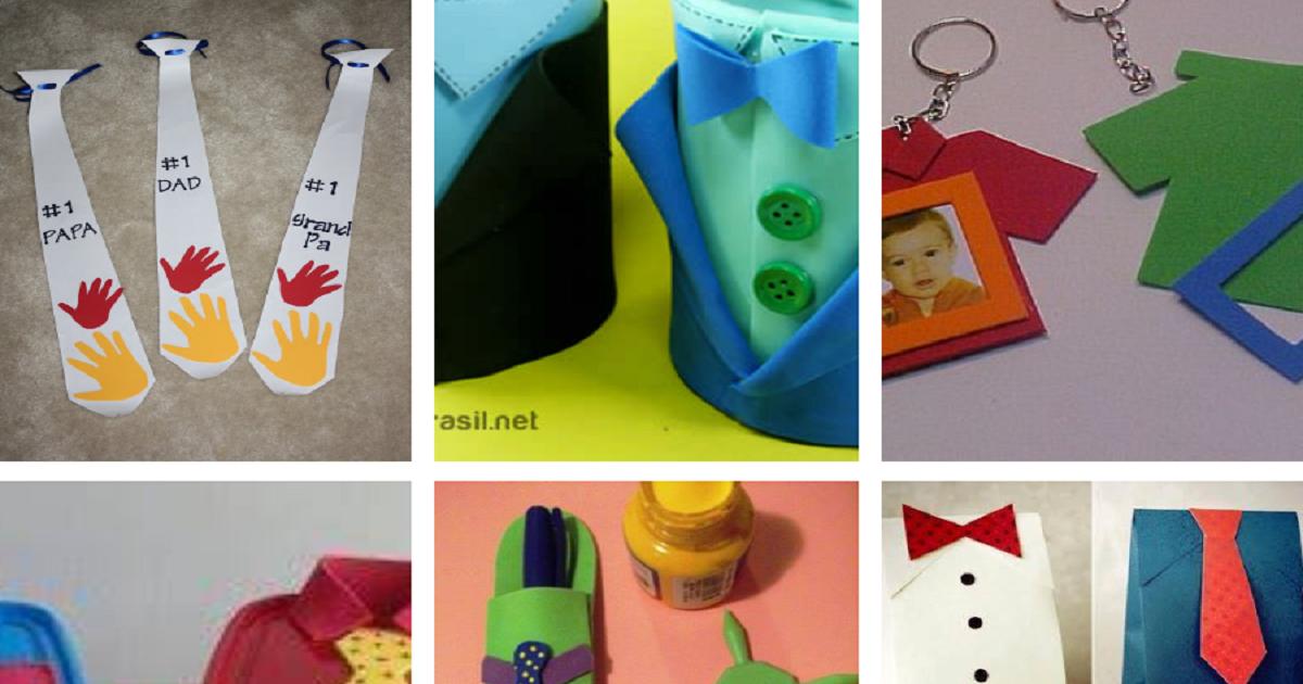 Ideias de lembrancinhas lindas para o dia dos pais