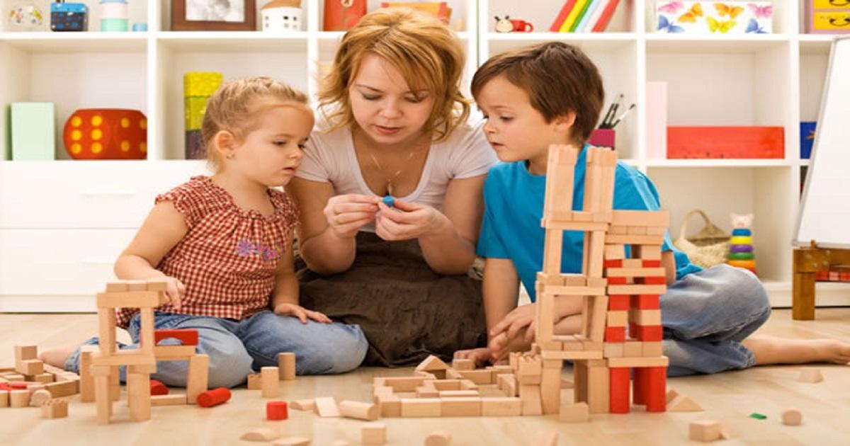 Benefícios de brincar com as crianças para os pais