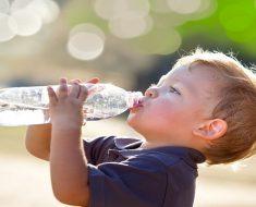 O equilíbrio hídrico - o equilíbrio de água (matéria) no corpo humano