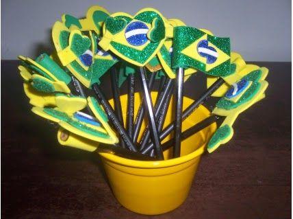 Ideias de Lembrancinhas para o Dia da Independência do Brasil