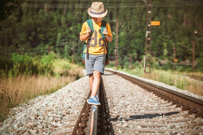 Ensine a seus filhos que a vida é cheia de oportunidades