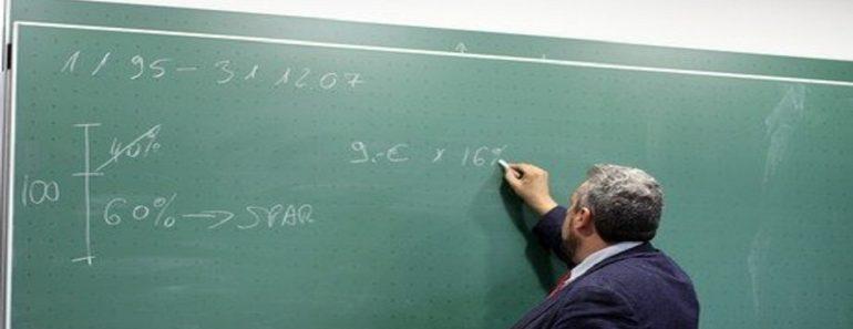 A aprendizagem dos alunos e as boas práticas do professor.