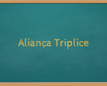 Aliança Triplíce