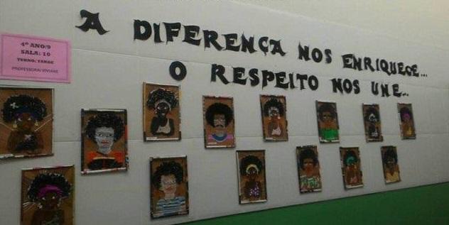 Ideias de Murais para o Dia da Consciência negra