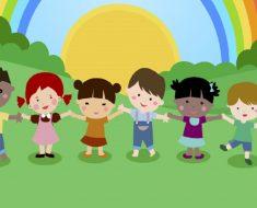 Atividades Dia das Crianças 1 ano
