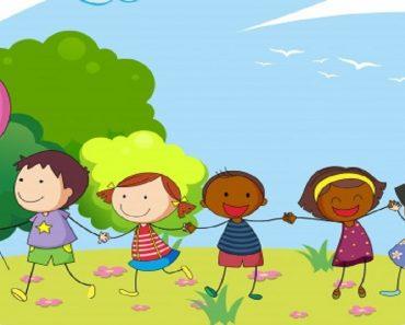Atividades dia das crianças 3 ano
