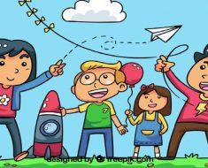 Dinâmicas Dia das Crianças