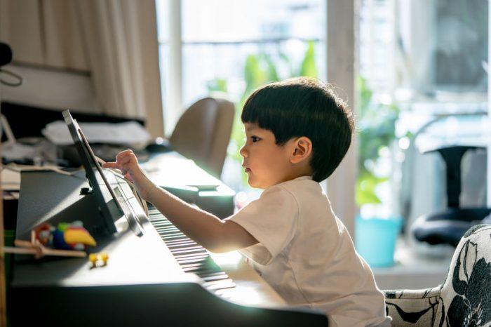 A música tornará seu filho mais inteligente