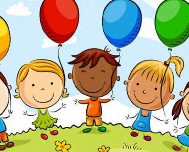 Projeto a semana do Dia da Criança