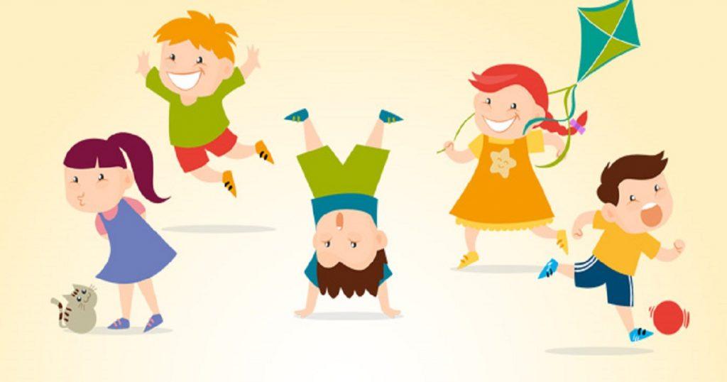 Projeto para trabalhar o Dia das Crianças